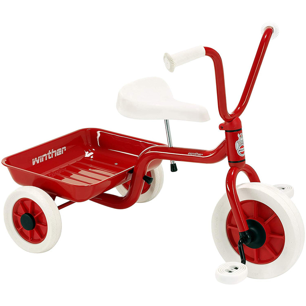 Winther - Kiddie Rood-Wit